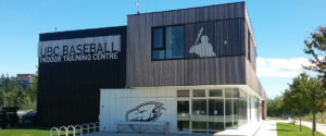 UBC Baseball Rose Indoor Training Centre