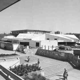Aquatic Centre - 1977