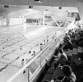 Aquatic Centre Pool - 1978