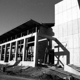 Construction of SRC, 1995