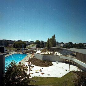 Empire Pool and Aquatic Centre - 1978