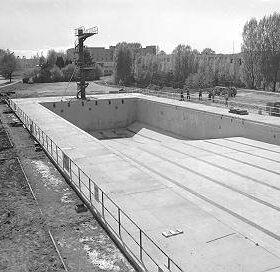 Empire Pool - 1954