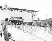 Empire Pool During Commonwealth Games - August 1954