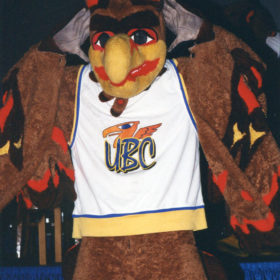 Thunderbird at Imagine UBC, War Memorial Gym, September 7, 1999