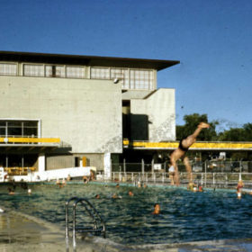 Empire Pool - 1955