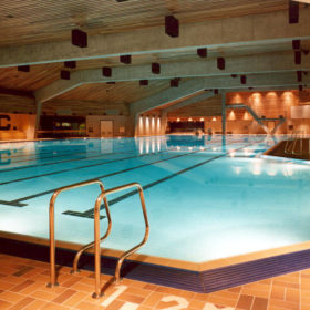 Aquatic Centre - Sep 1978