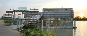 John M.S. Lecky UBC Boathouse
