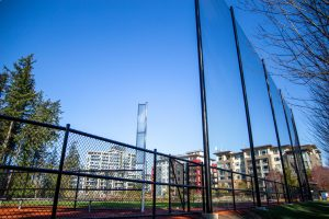 Nobel Park Softball Field Update