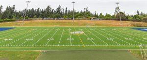 Thunderbird Stadium Field Update